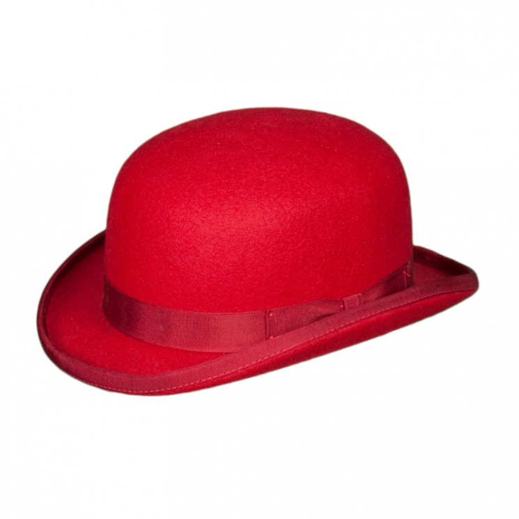 Christys Fashion Bowler rot