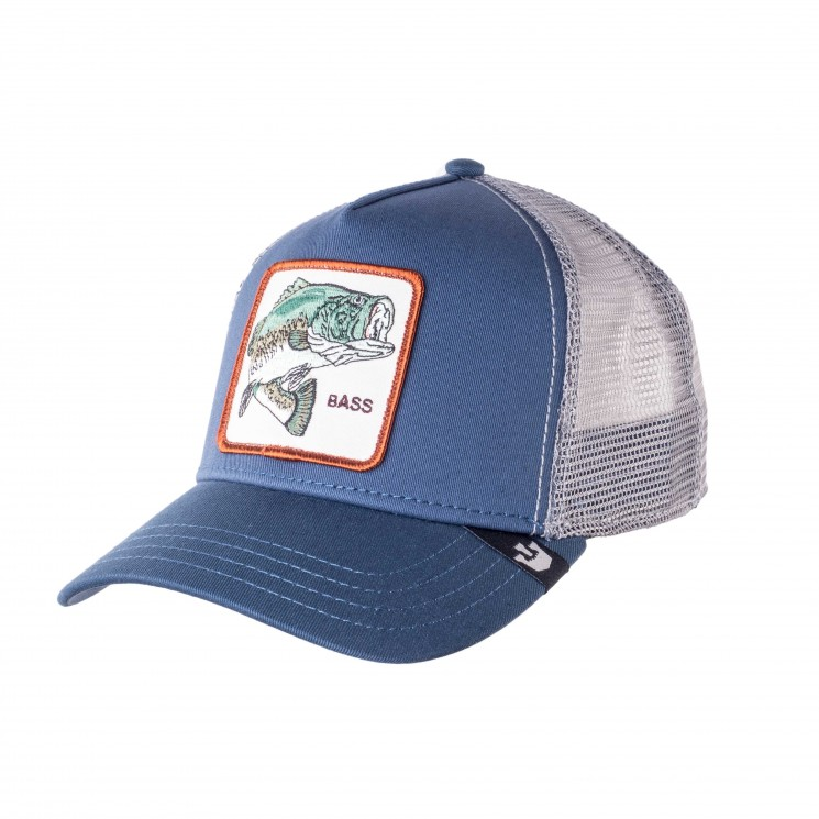 Goorin Brothers Big Bass Trucker cap blau
