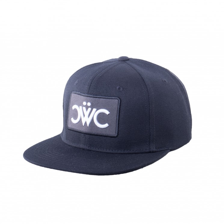 Chicks with Caps Snapback Cap schwarz
