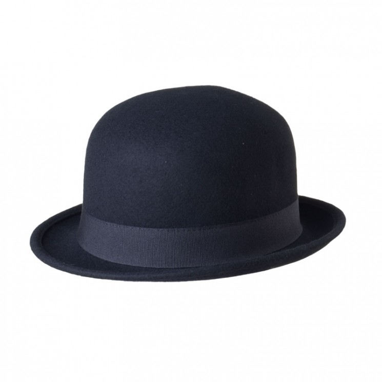 Mirage Fashion Bowler Hat Pisa schwarz