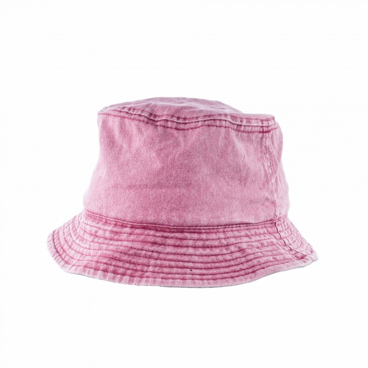 Fiebig Sommer Bucket Hat burgundy