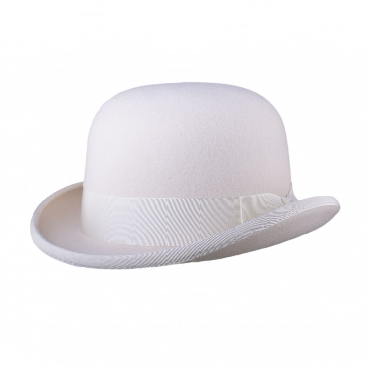 Hut Styler Fashion Bowler creme