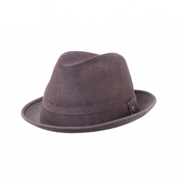Hut Styler Jazz Trilby Hut braun