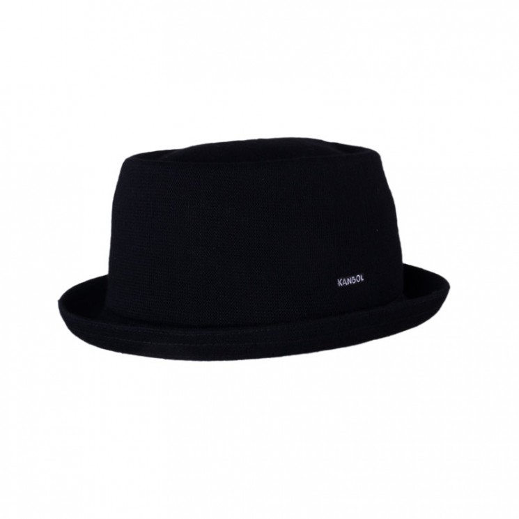 Kangol Mowbray Pork Pie schwarz