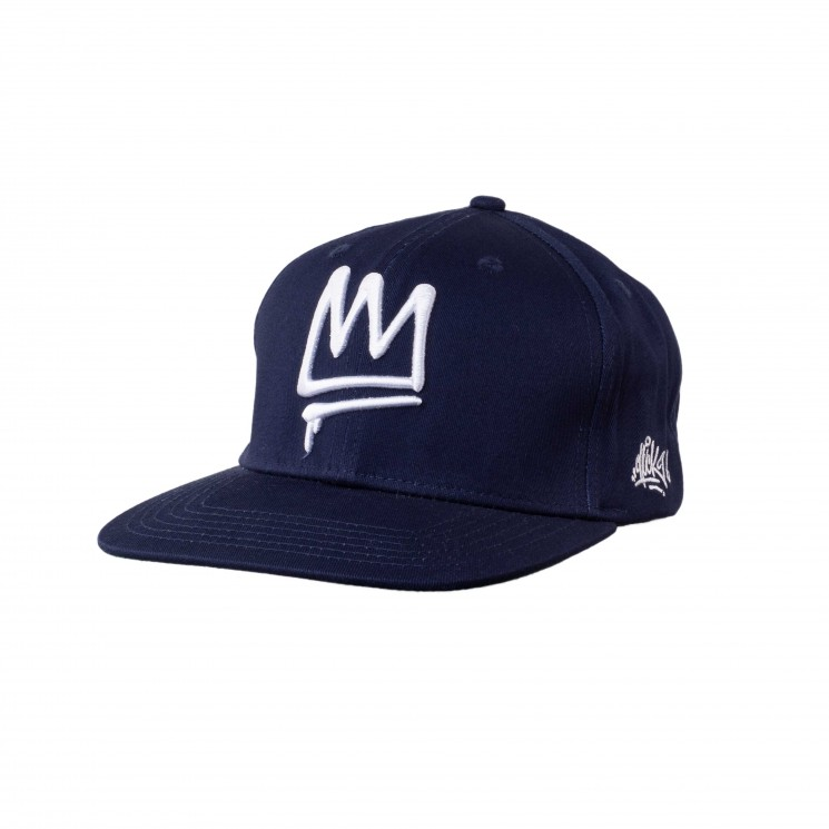 Lauren Rose Painter for Life Snapback navy