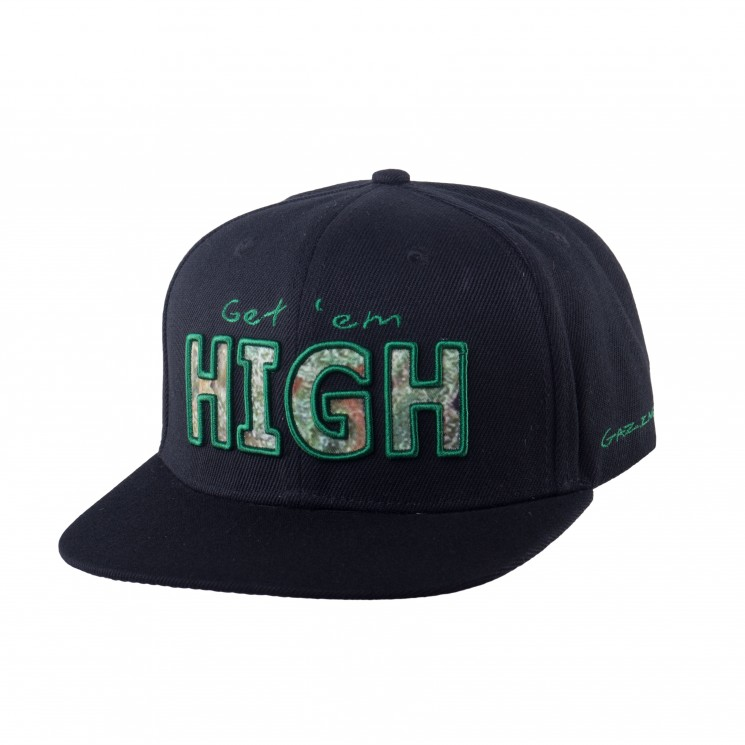 Lauren Rose High Snapback