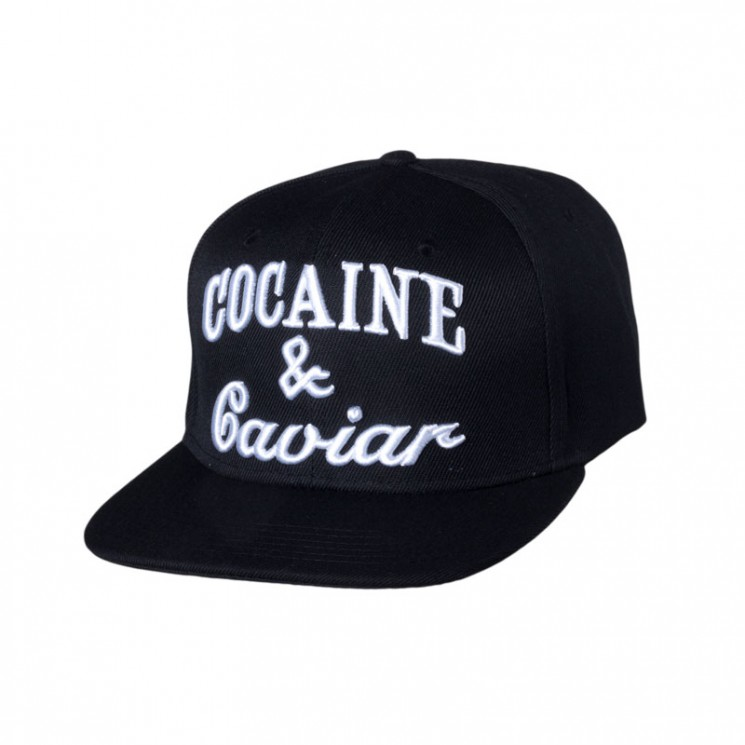 Lauren Rose Cocaine & Caviar Snapback