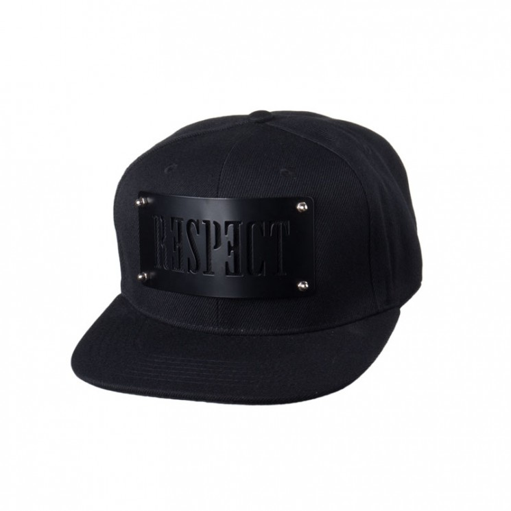 Lauren Rose Metall Respect Snapback