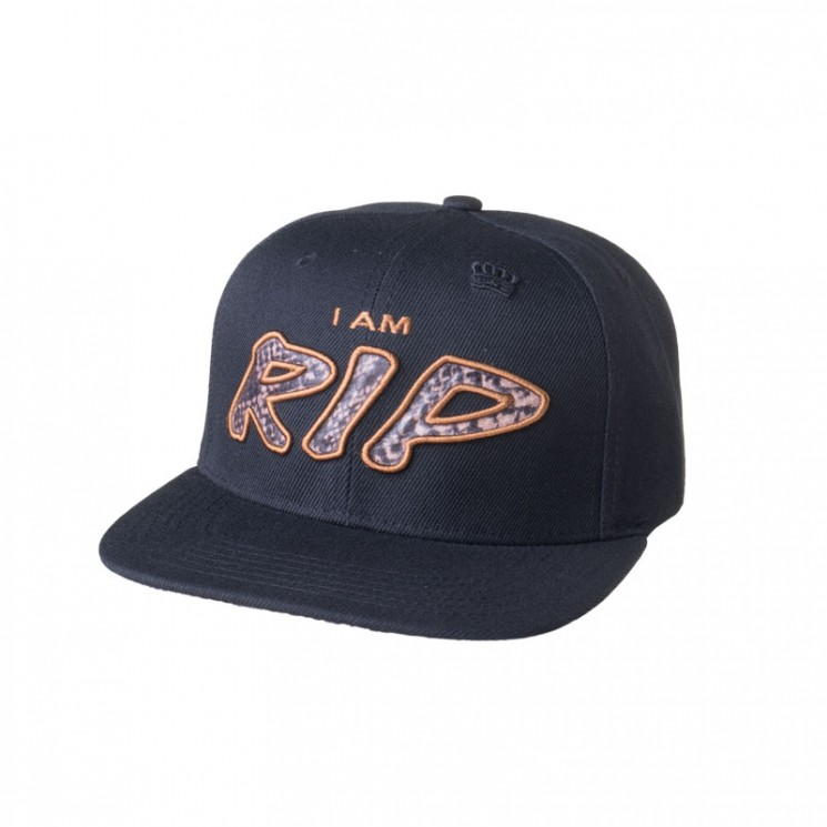 Lauren Rose I AM RIP Snapback Cap