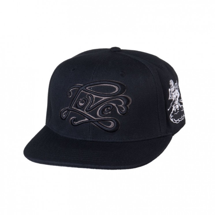 Lauren Rose Love Snapback Cap