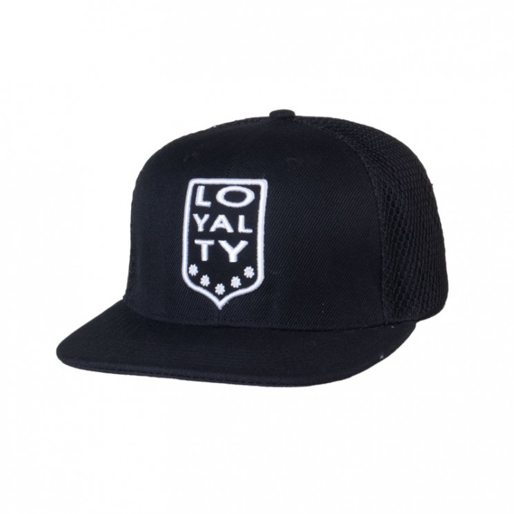 Lauren Rose Loyalty Snapback Cap