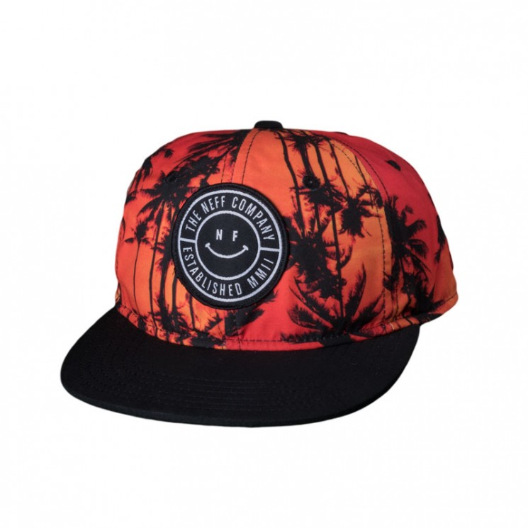Neff Sunset Beach Snapback