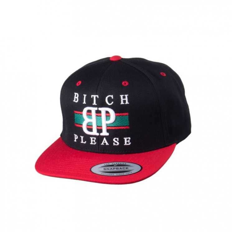 MT Snapback Bitch Please