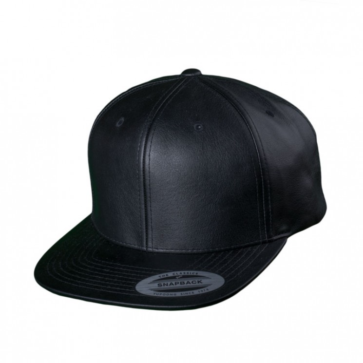 Snapback Full Leather