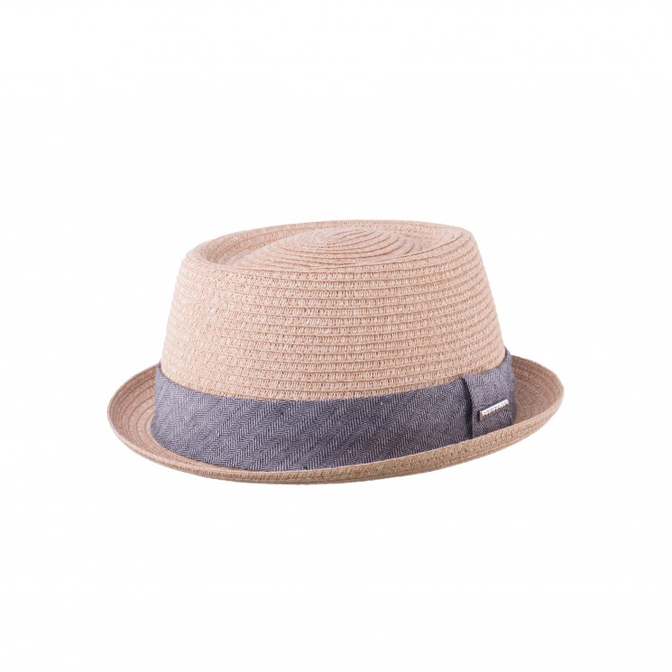 Stetson Pork Pie Hut natur
