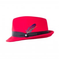 Stetson Trilby Baza rot
