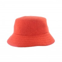 Kangol Lahinch Bucket Hat orange