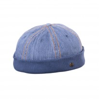 Balke Dockercap Denim washed