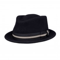 Cayambe Diamond New Era Trilby schwarz