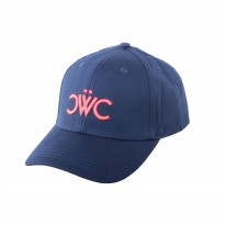 Chicks with Caps Baseball Cap navy