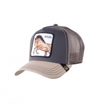 Goorin You Stud Trucker Cap grau
