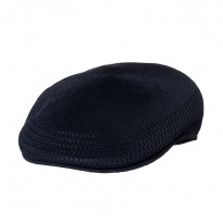 Kangol Flatcap Tropic Ventair 504 schwarz
