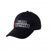 Lauren Rose Original Blood Brothers Cap schwarz