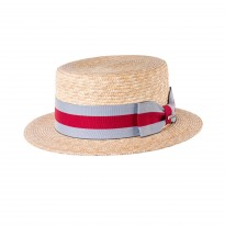 Stetson Boater Wheat natur