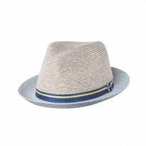 Stetson Trilby Player Toyo natur