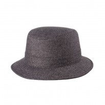 Winter Bucket Hat Herringbone