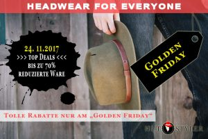 Am Golden Friday mit Top Deals günstig shoppen