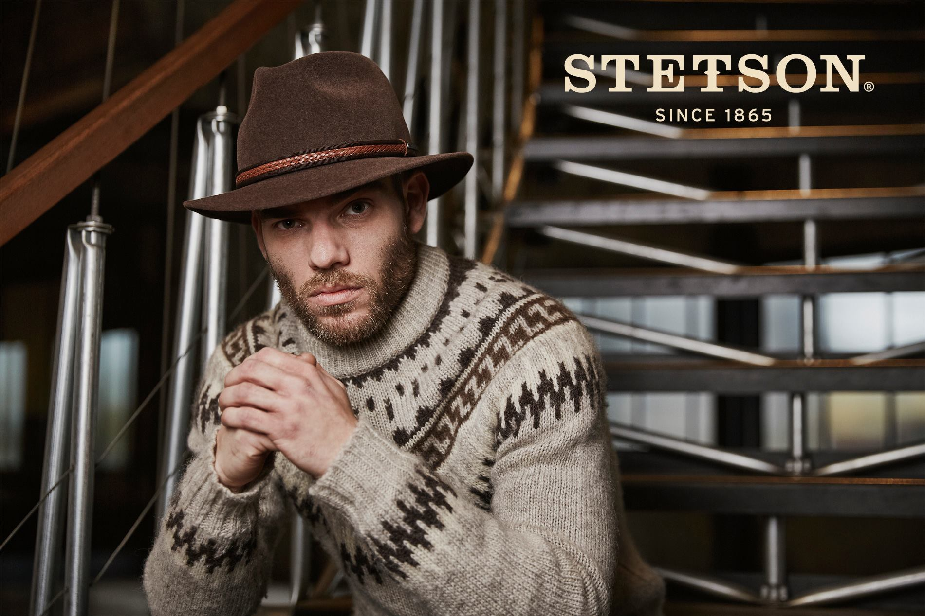 website for discount the best coupon codes Die Marke Stetson stellt sich vor / Hut Styler Blog